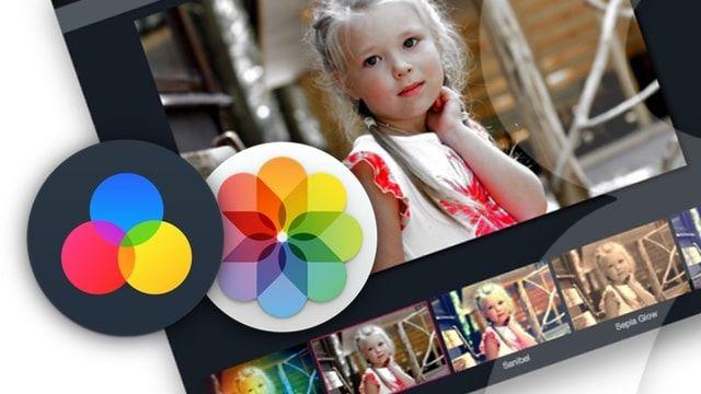Filters - 30 бесплатных фильтров для приложения Фото на Mac