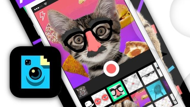 Как создать GIF-картинку на iPhone с помощью приложения GiphyCam