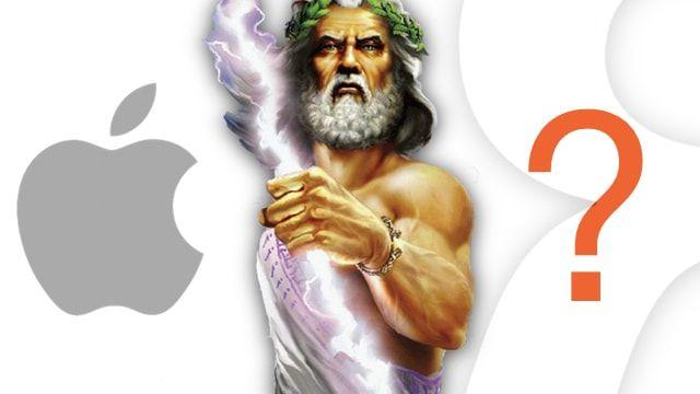 Что стоит за секретными проектами Apple, носящими имена греческих богов?