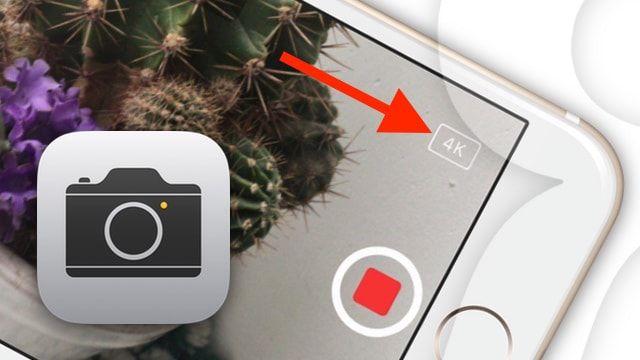 Как записать видео в формате 4К на iPhone 6s, 6s Plus и SE
