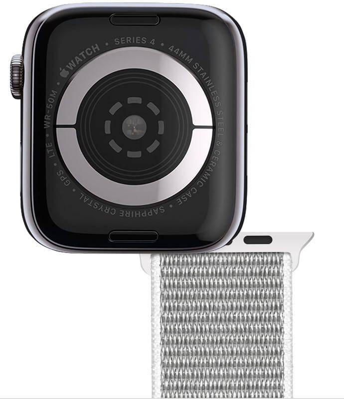 Как заменить (снять) ремешок или браслет на Apple Watch