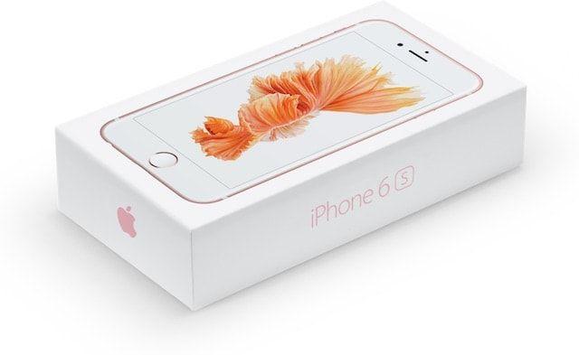 iPhone 6s коробка