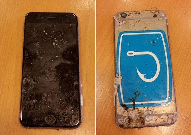 iPhone пропавших детей