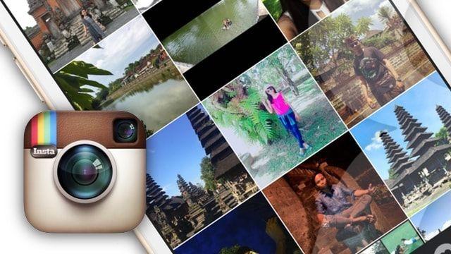 Как смотреть в Instagram фото интересных мест
