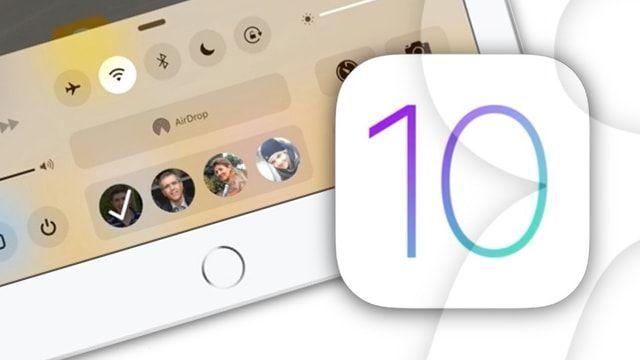 iOS 10: новые функции iPhone, iPad и Apple Watch