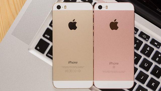 iphone 5s и iphone se
