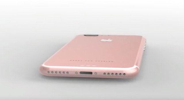 Концепт iPhone 7 с разъёмом Smart Connector и двойной камерой