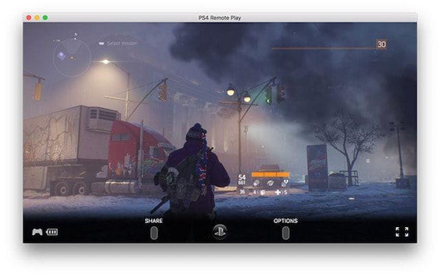Как играть (стримить) в игры PlayStation 4 на Mac