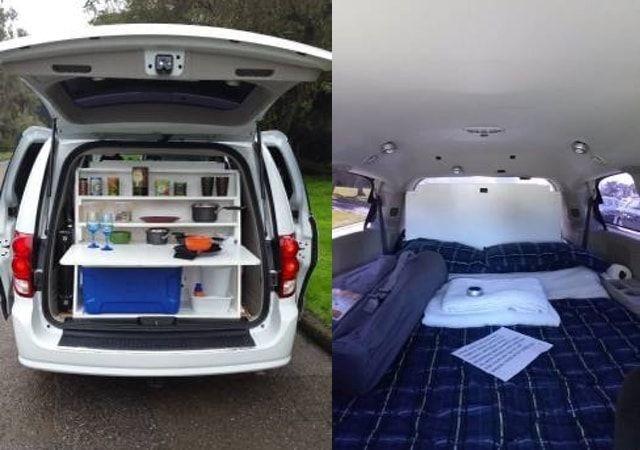 автомобили-спальни для сотрудников IT-гигантов