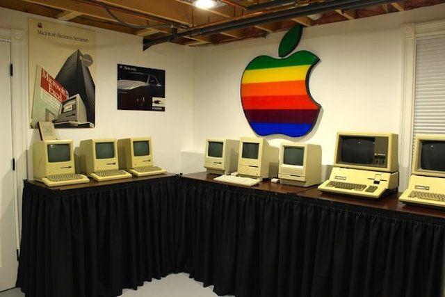 Музей компьютеров Apple