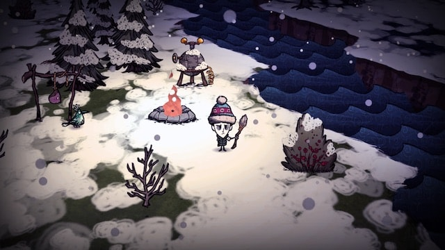 Don't Starve - атмосферная action-adventure игра для iPhone и iPad