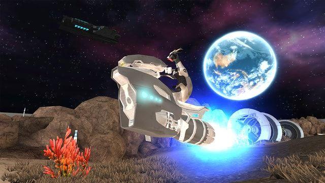 Goat Simulator Waste of Space («Симулятор козла в космосе») для iPhone и iPad