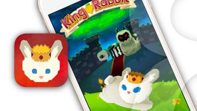 Головоломка King Rabbit для iPhone и iPad
