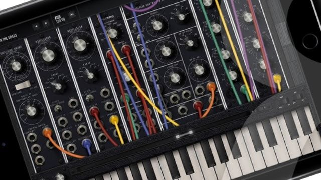 Model 15 - синтезатор для iPhone и iPad