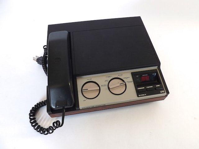 Phonemate 400 Answering Machine