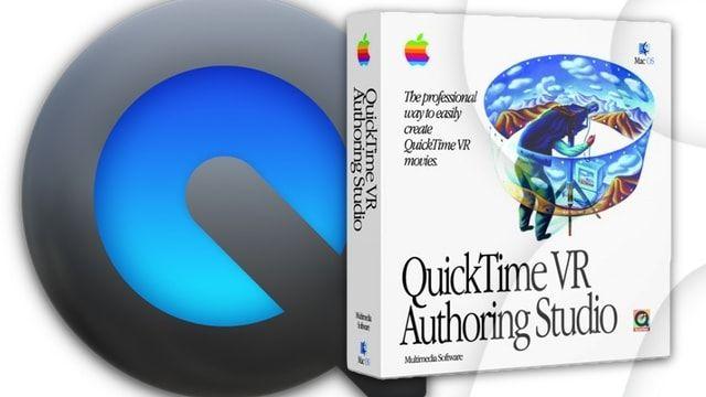 QuickTime VR - забытый проект виртуальной реальности от Apple