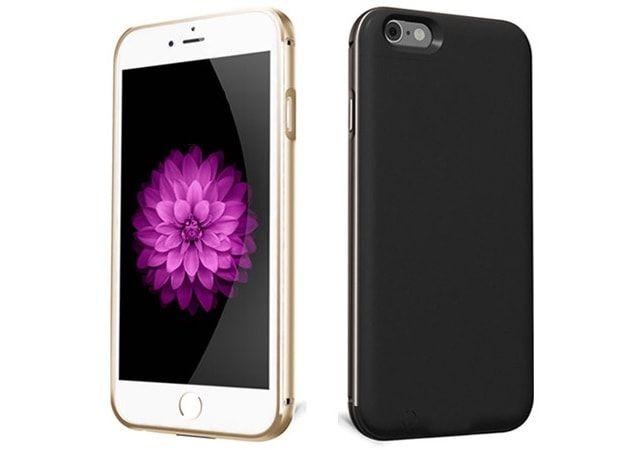 Air Case: самый тонкий в мире чехол с батареей для iPhone 6s и 6s Plus