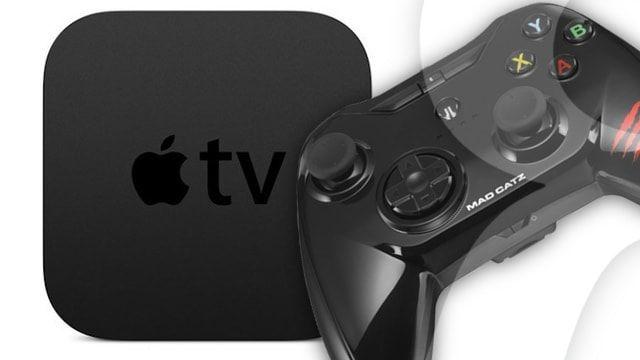 Как подключить и управлять Apple TV с геймпада (контроллера, джойстика)