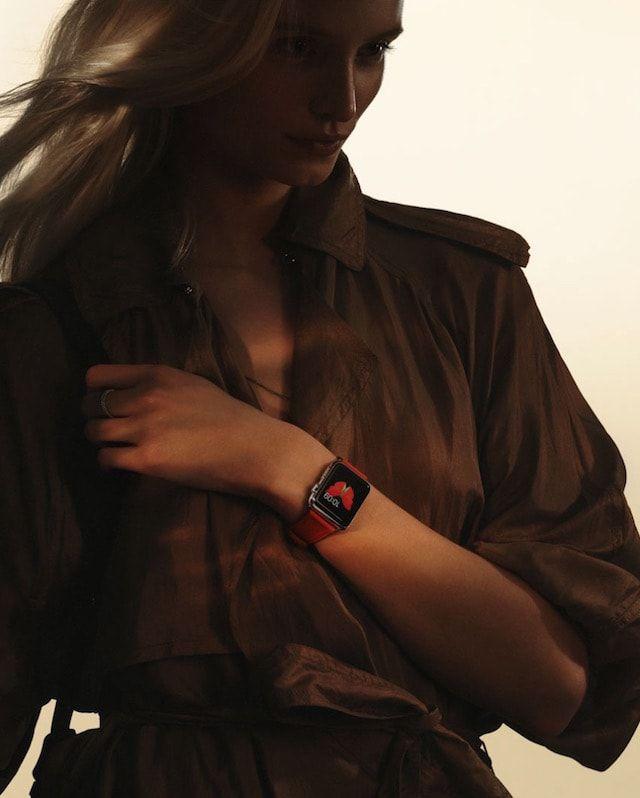 Apple Watch и Fitbit у мужчин и женщин