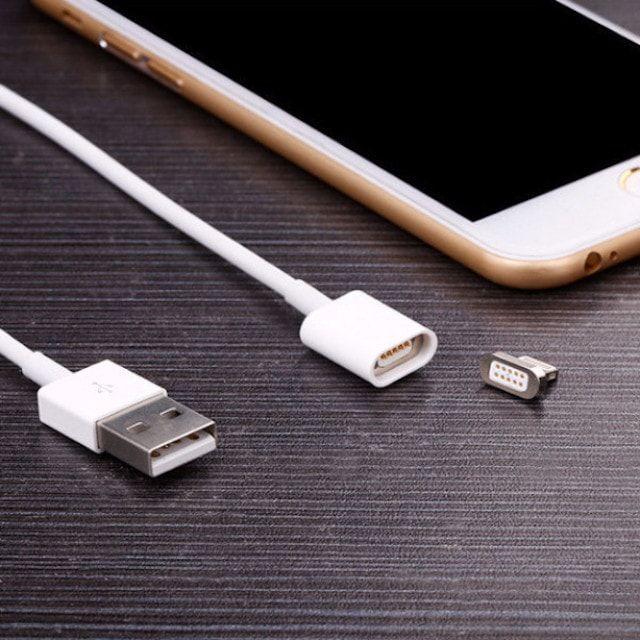 Kwik Magnus Cable - «магический» Lightning-кабель для зарядки iPhone или iPad