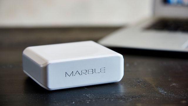Marble – портативная док-станция для MacBook