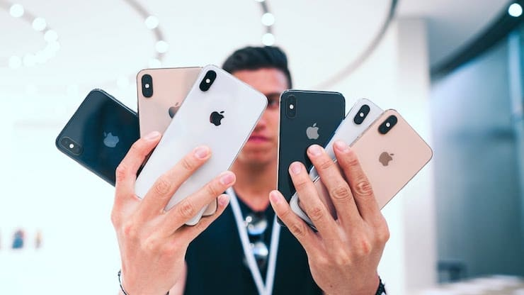 Как правильно называть iPhone и iPad во множественном числе – ответ Apple