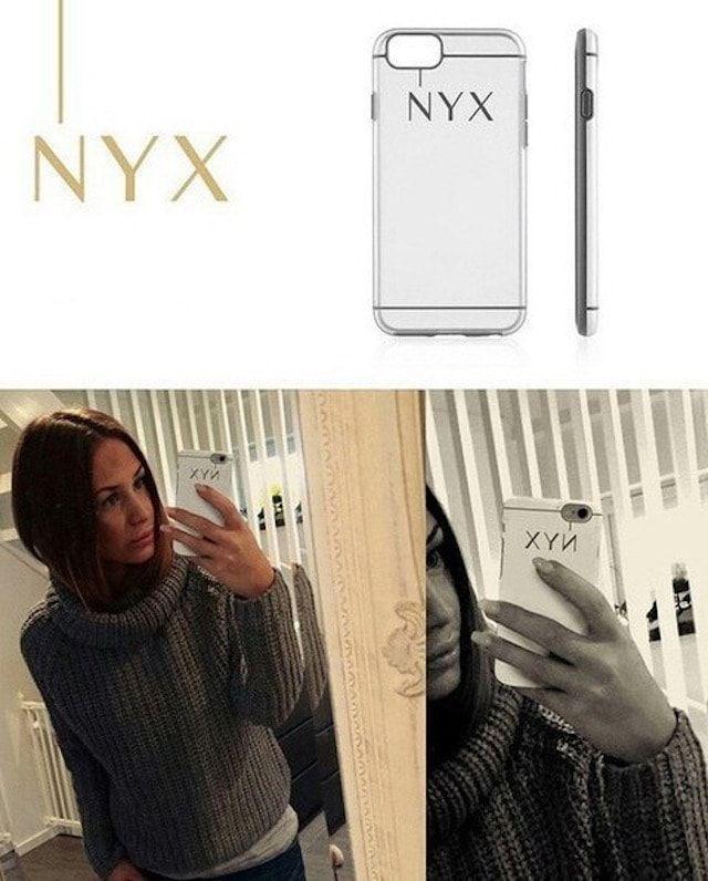NYX - чехол для iPhone