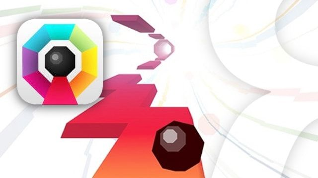 Минималистичная аркада Octagon для iPhone и iPad