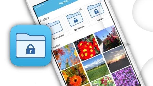 Пароль на фото и видео на iPhone и iPad