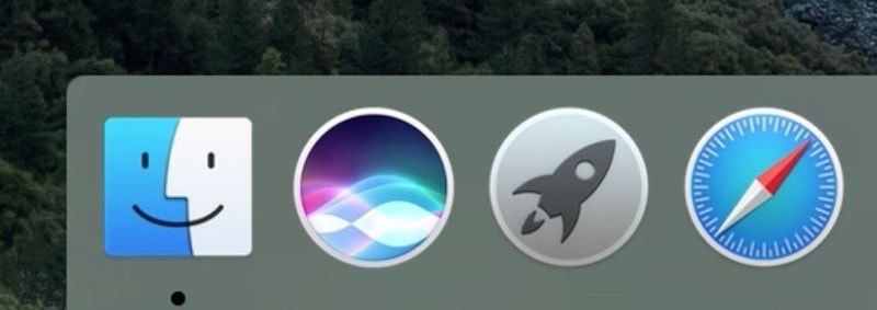 Siri на Mac OS X