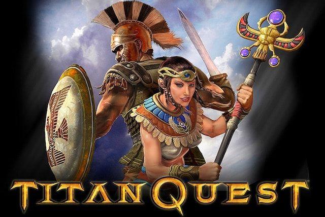 Игра Titan Quest - ролевой экшн для iPhone и iPad