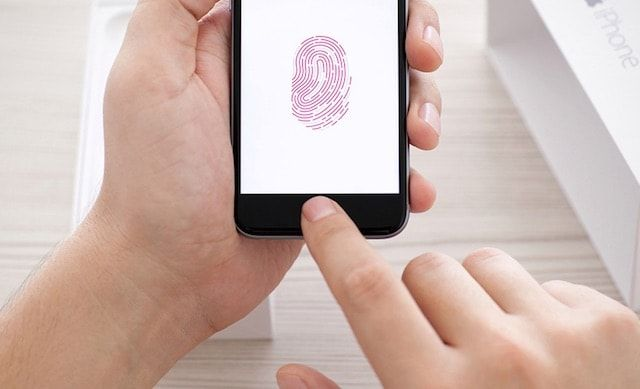 Touch ID на iPhone