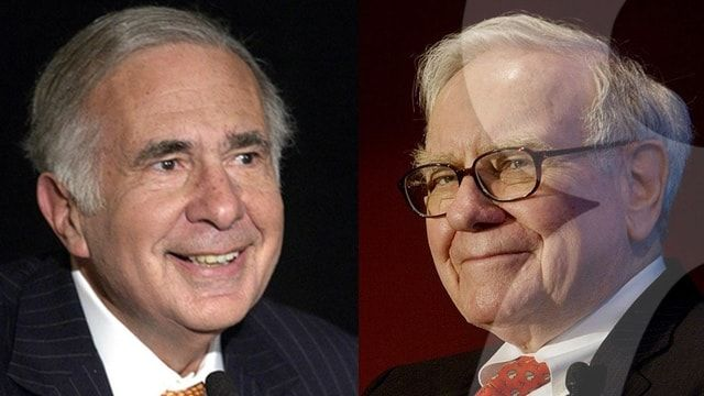Акции Apple: Карл Айкан продал все, а Уоррен Баффет купил на миллиард