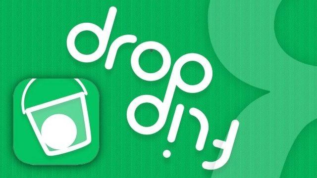 Drop Flip - игра для iPhone и iPad