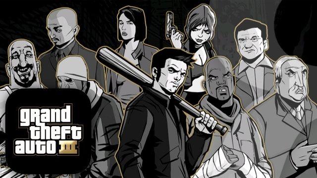 Grand Theft Auto 3 для iPhone и iPad