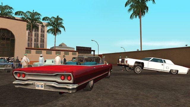 Grand Theft Auto (GTA ): San Andreas для iPhone и iPad