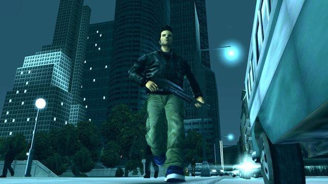 Grand Theft Auto (GTA) III для iPhone и iPad