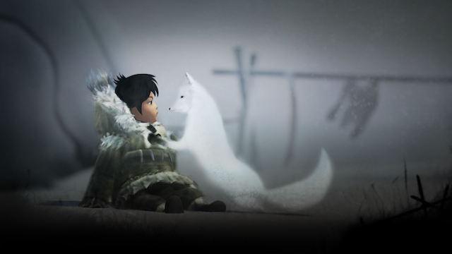 Never Alone - невероятно качественная игра для iPhone и iPad