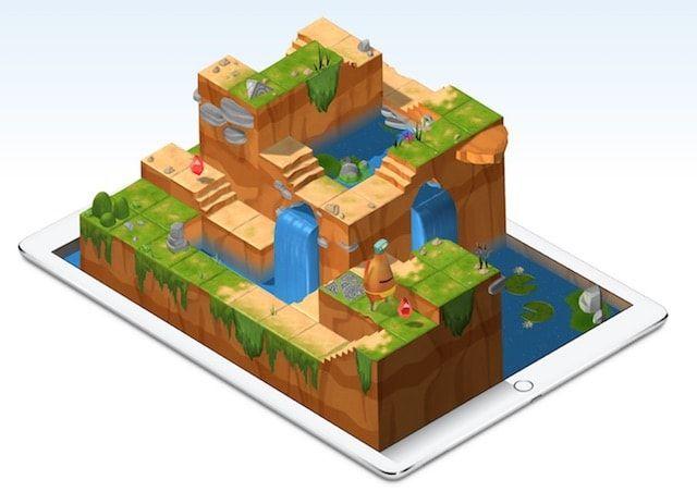 Swift Playgrounds - обучение программированию на языке Swift в игровой форме