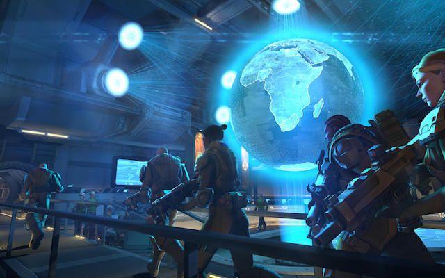 XCOM Enemy Unknown для Mac
