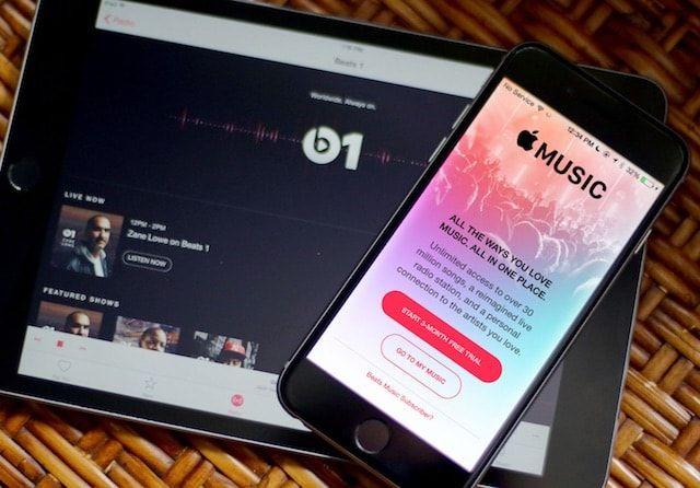 Apple ищет специалистов по текстам песен для сервиса Apple Music