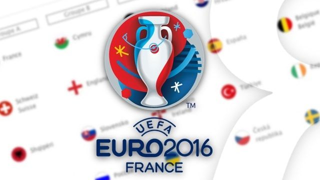 турнирная сетка Евро-2016