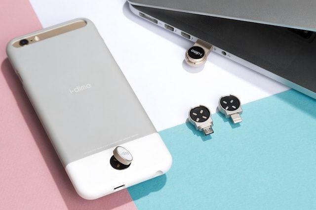 "i.dime - необычная ""флешка"" для iPhone"