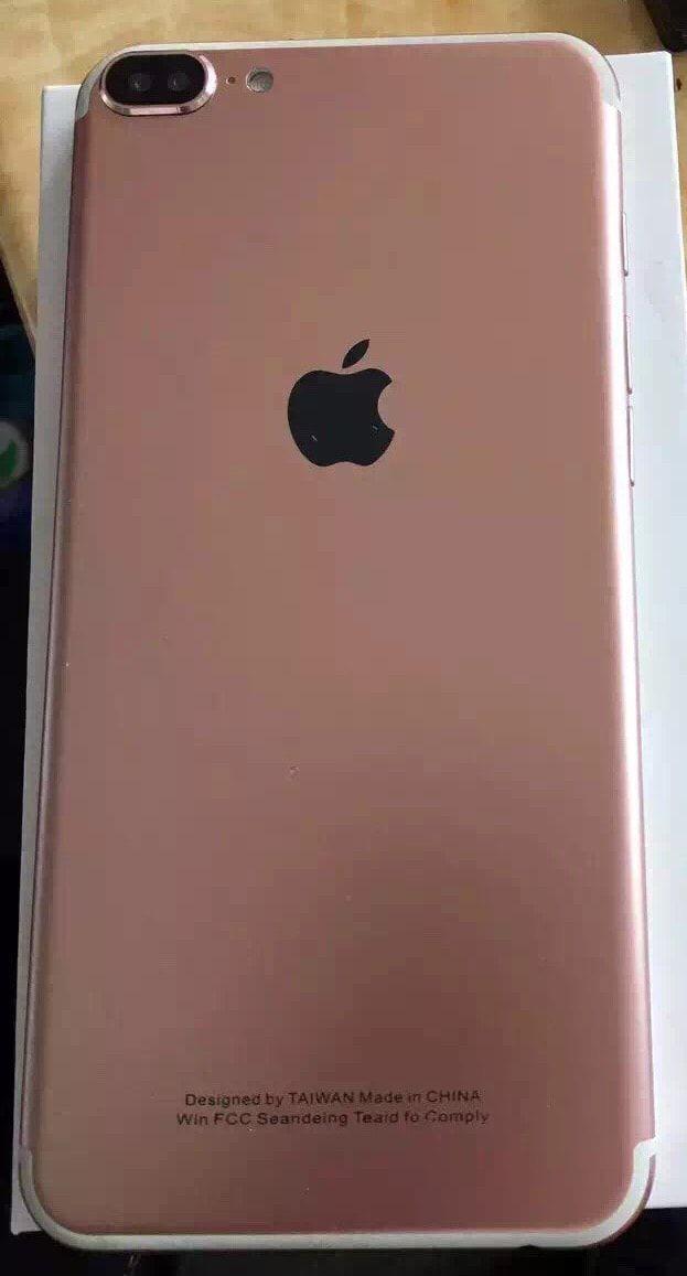 Клон iPhone 7 на Android