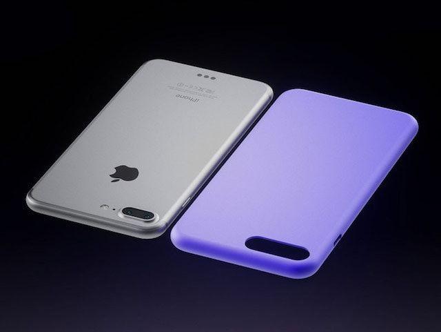 Концепты iPhone 7 и iPhone 7 Pro от Мартина Хайека