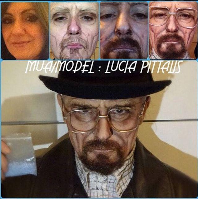 Визажист - Лючия Питталис