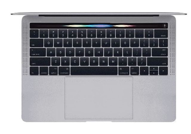 новый macbook pro siri