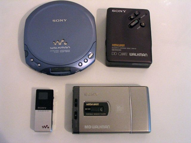 Sony MacMan
