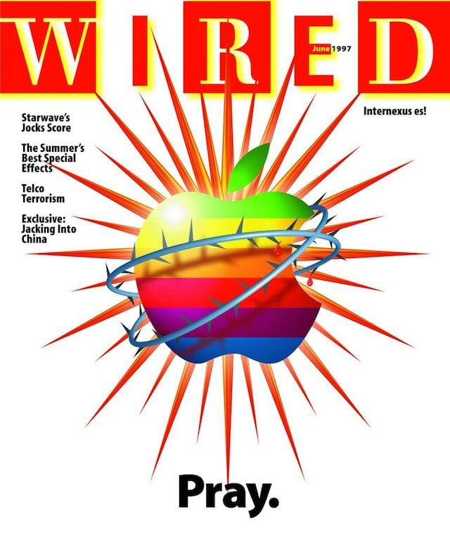 wired cover apple 1997