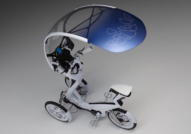 Yamaha представила электровелосипеды будущего 05Gen и 06Gen